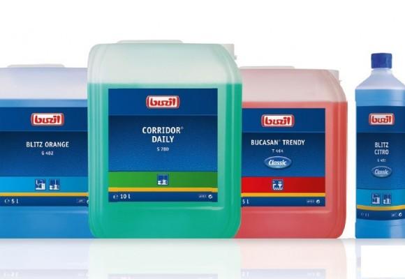 Η cleansolution προσθέτει στην γκάμα της τα χημικά BUZIL